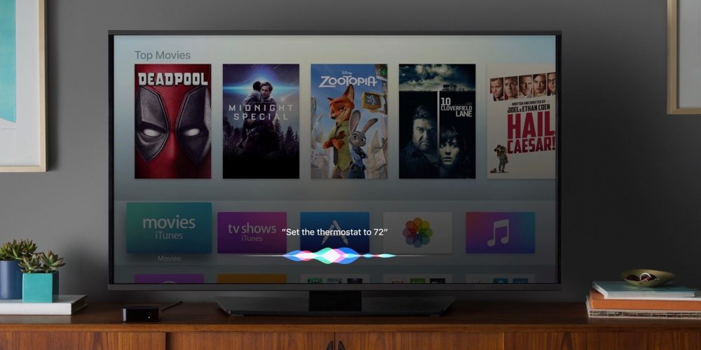 tvOS 10 Apple TV HomeKit