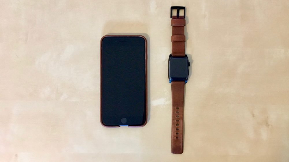 Nomad Leather Case Strap