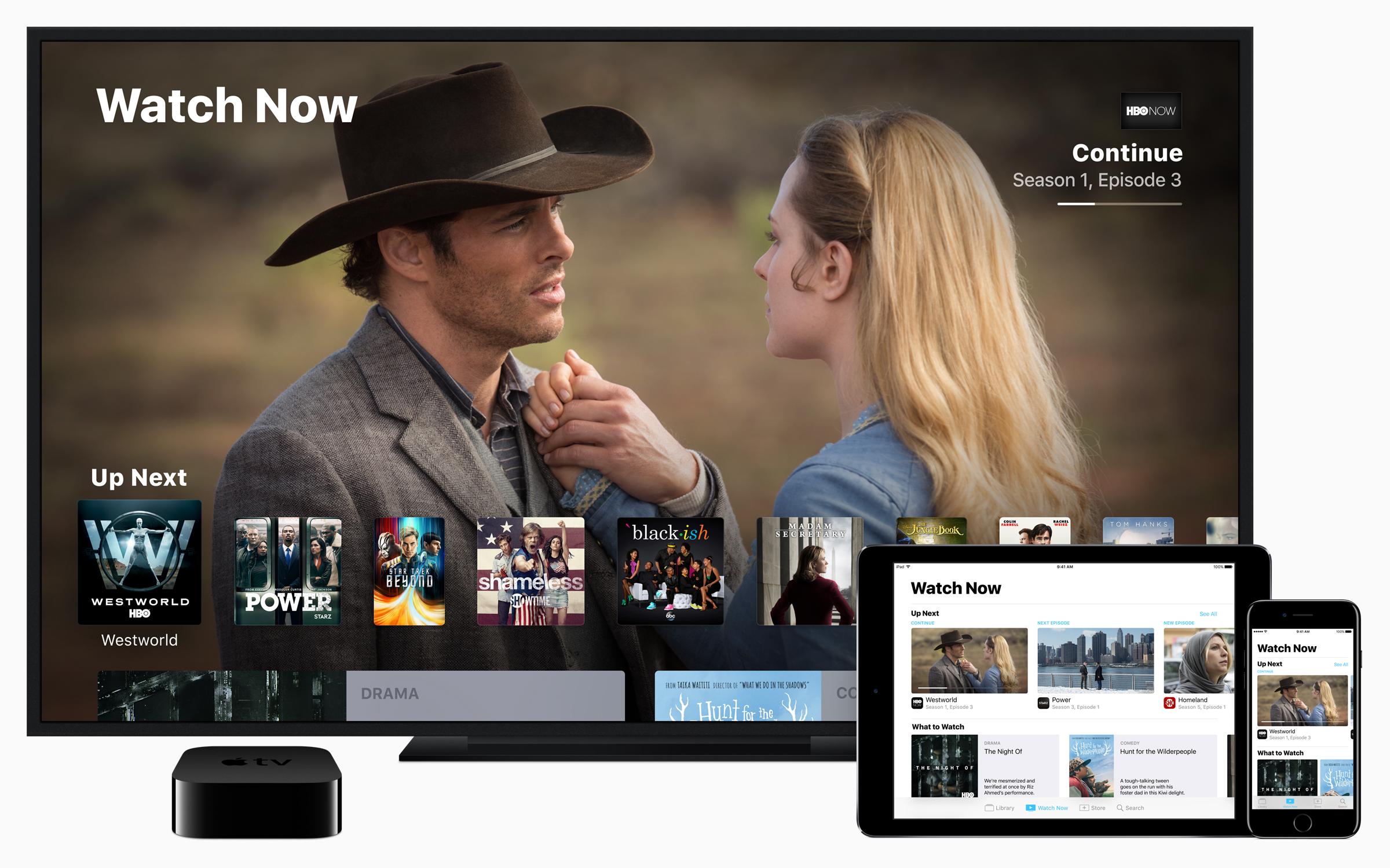 TV app