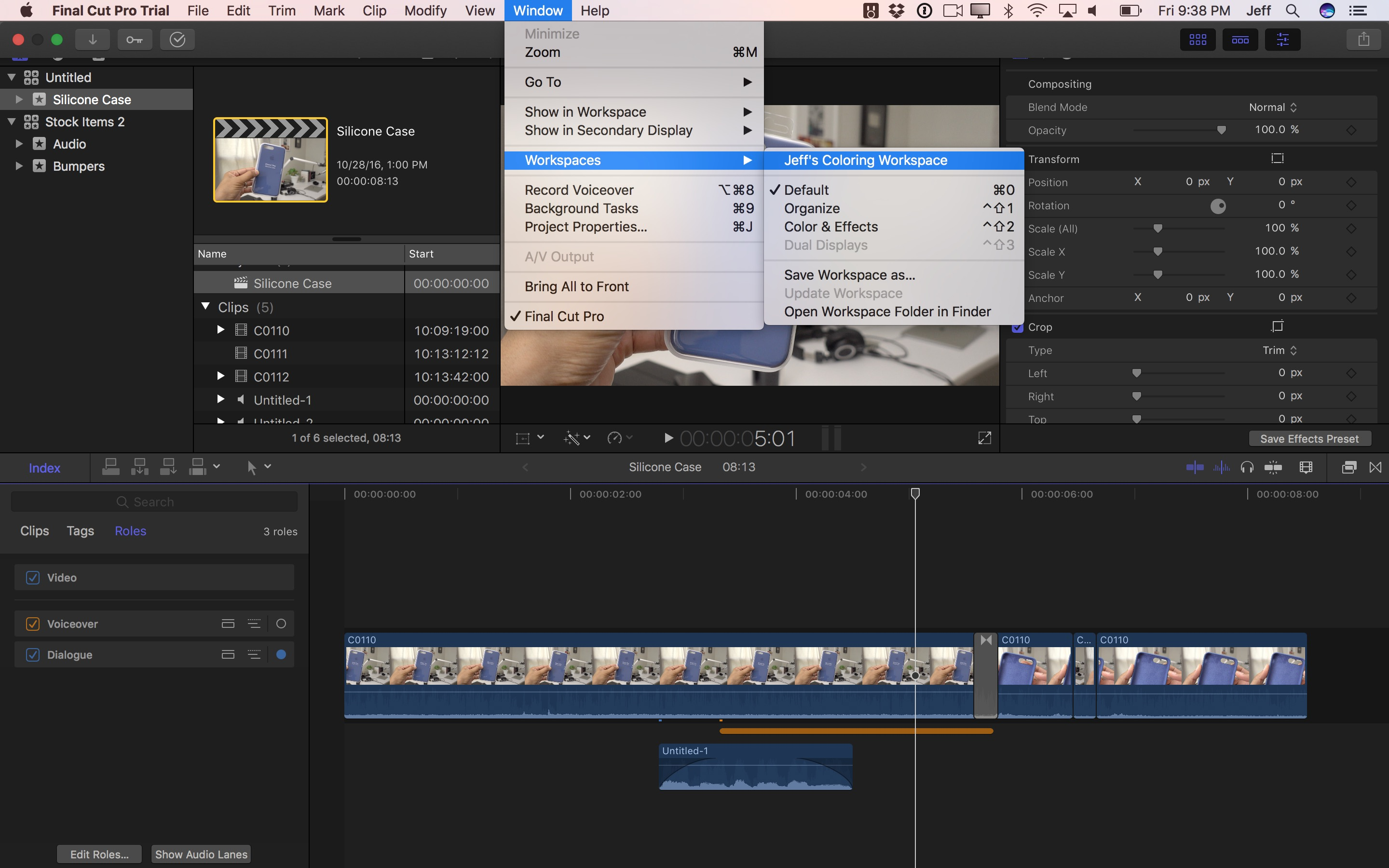 10 Awesome New Final Cut Pro X Version 10 3 Features Video 9to5mac