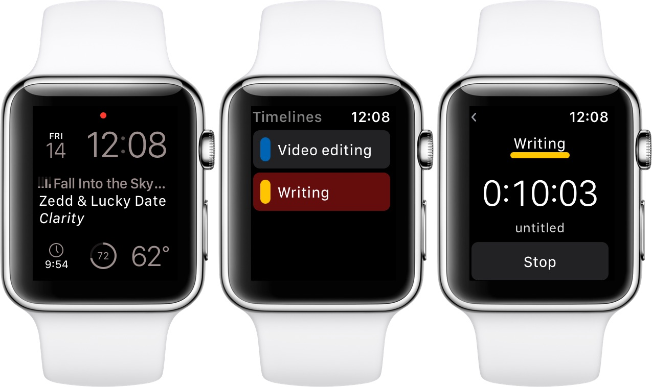 friday-5-timelines-apple-watch