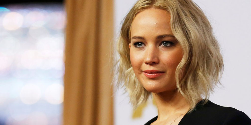 Jennifer Lawrence was one of the victims of the celebrity phishing attack