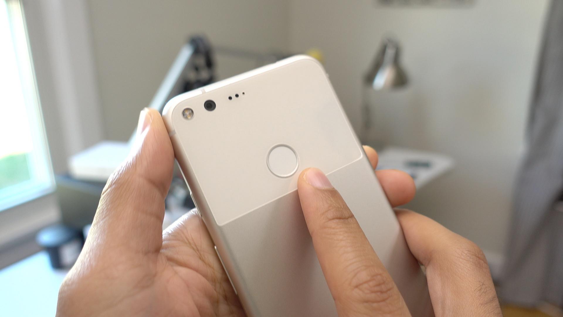 pixel-fingerprint-sensor
