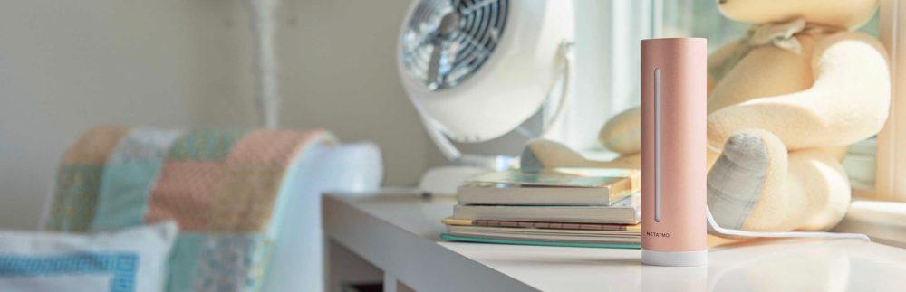 Netatmo HomeKit Healthy Home Climate