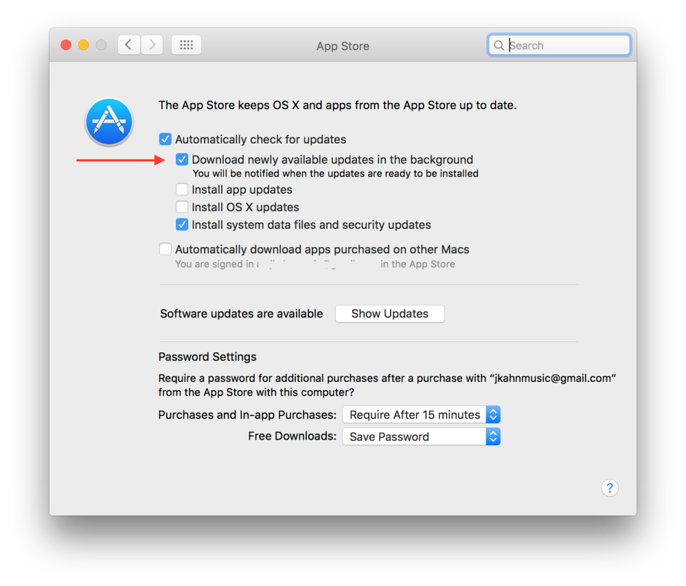 How-To: Delete and opt out of macOS Sierra automatic downloads if