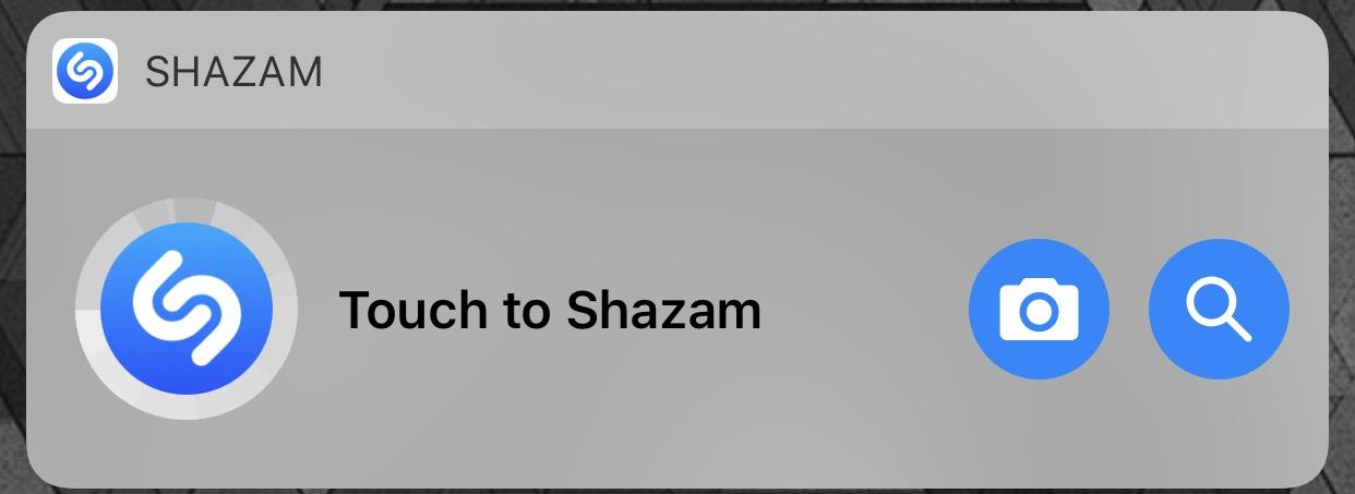 shazam-ios-10-widget