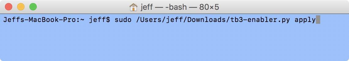 apply-tb3-enabler-hack