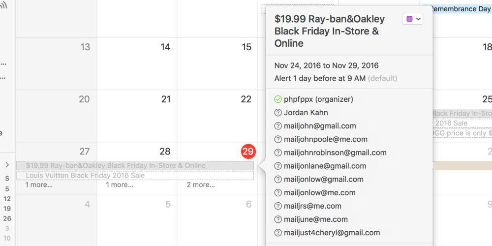 calendar-spam