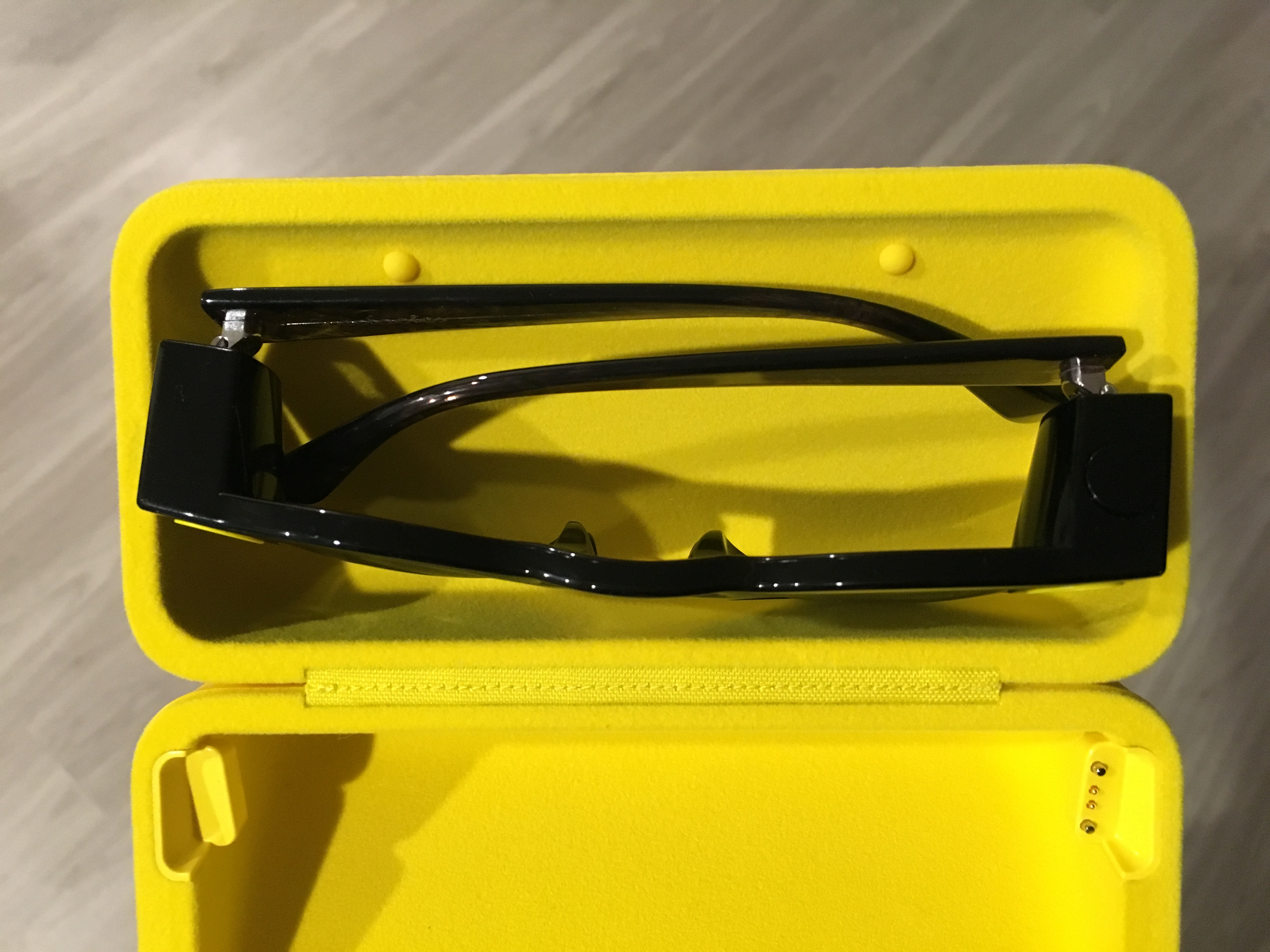 9a957cb591 Review  Snapchat Spectacles — early impressions of the social ...