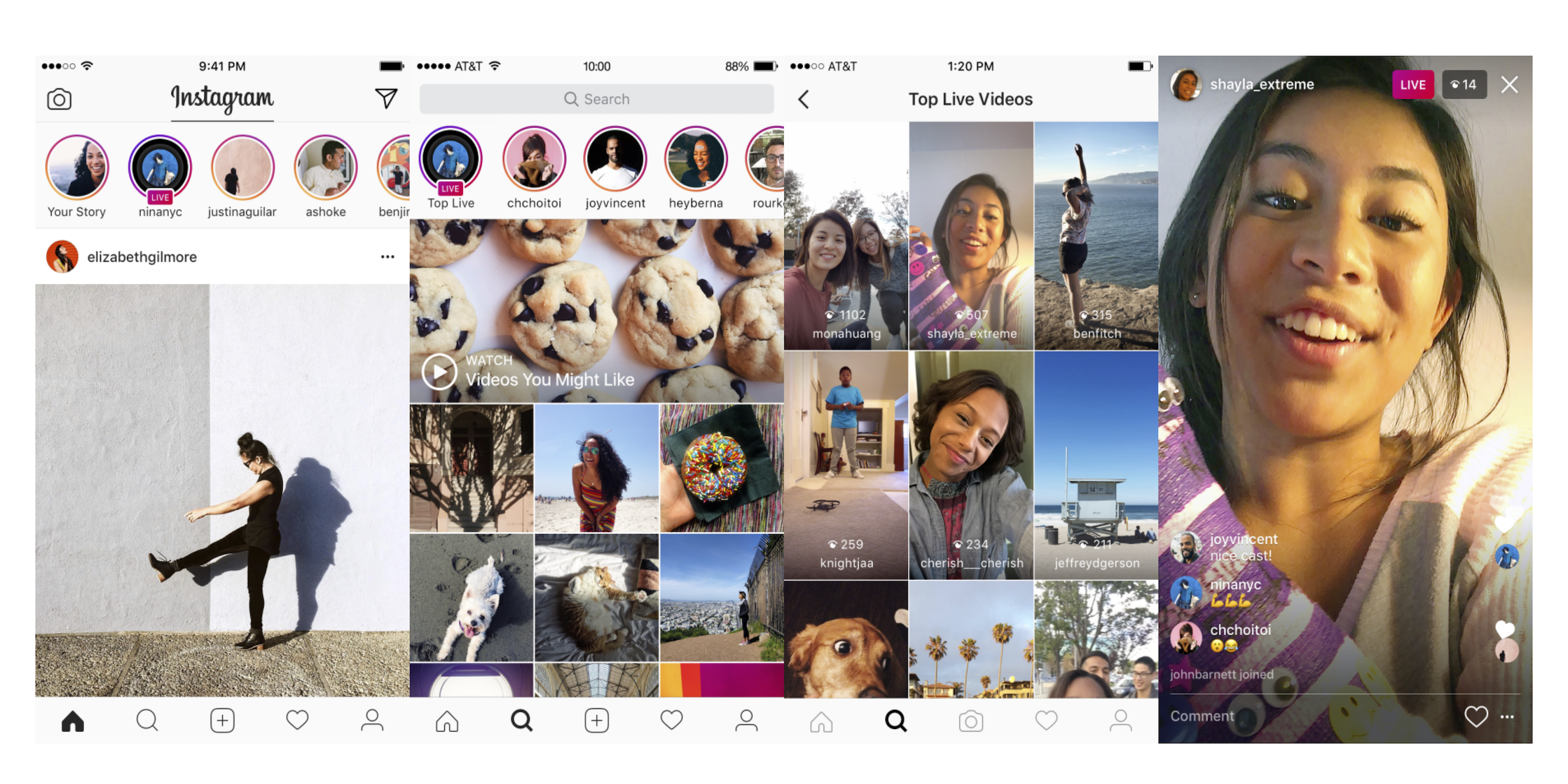 instagram-app-live-video