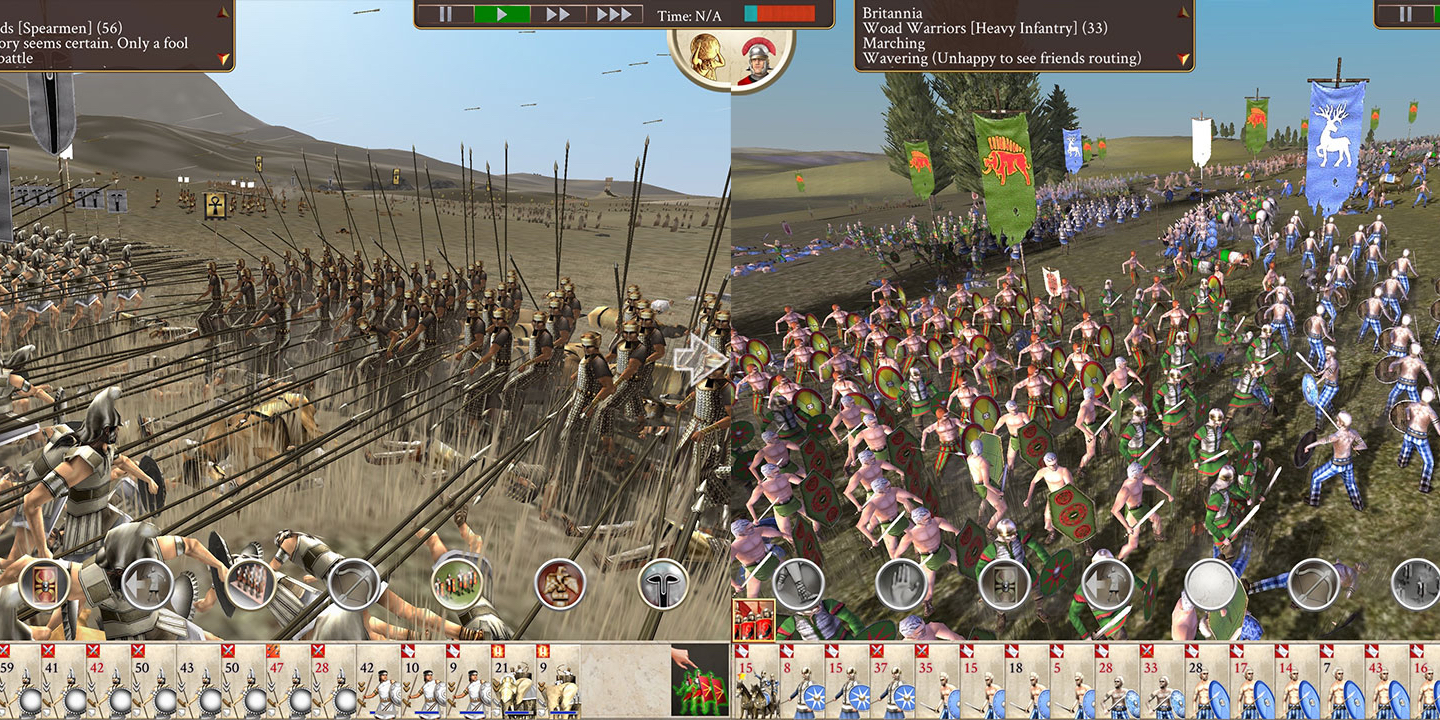 Iconic PC strategy game 'ROME: Total War' launching on ...