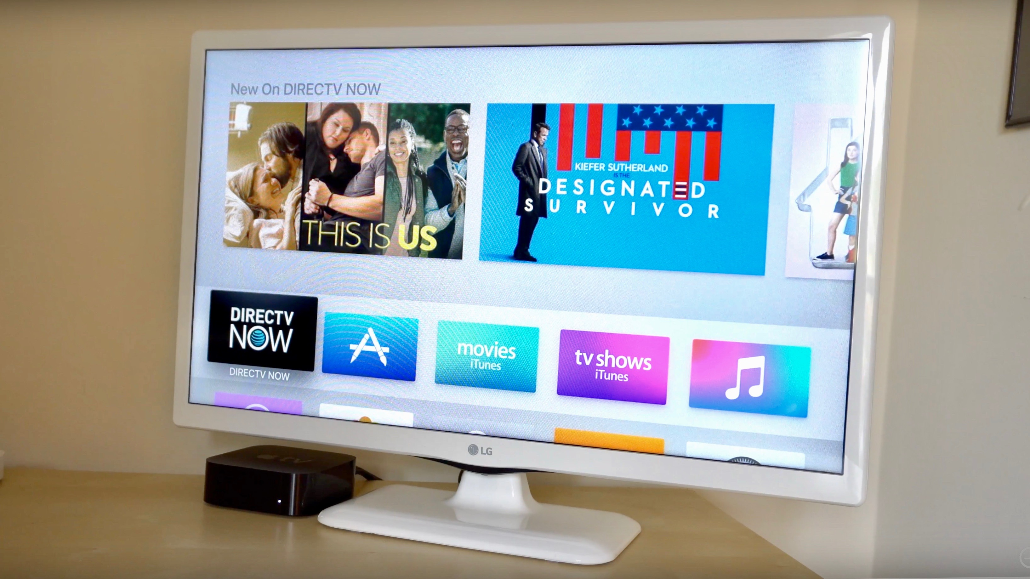 DirecTV Now Apple TV