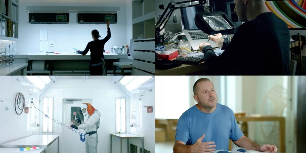 Apple shares video for 'Designed by Apple in California' book featuring Jony Ive & glimpse at design studio
