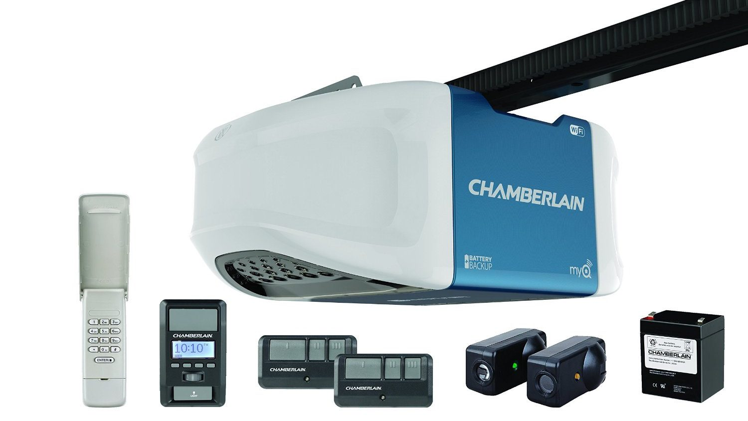 chamberlain-smart-garage-door-opener