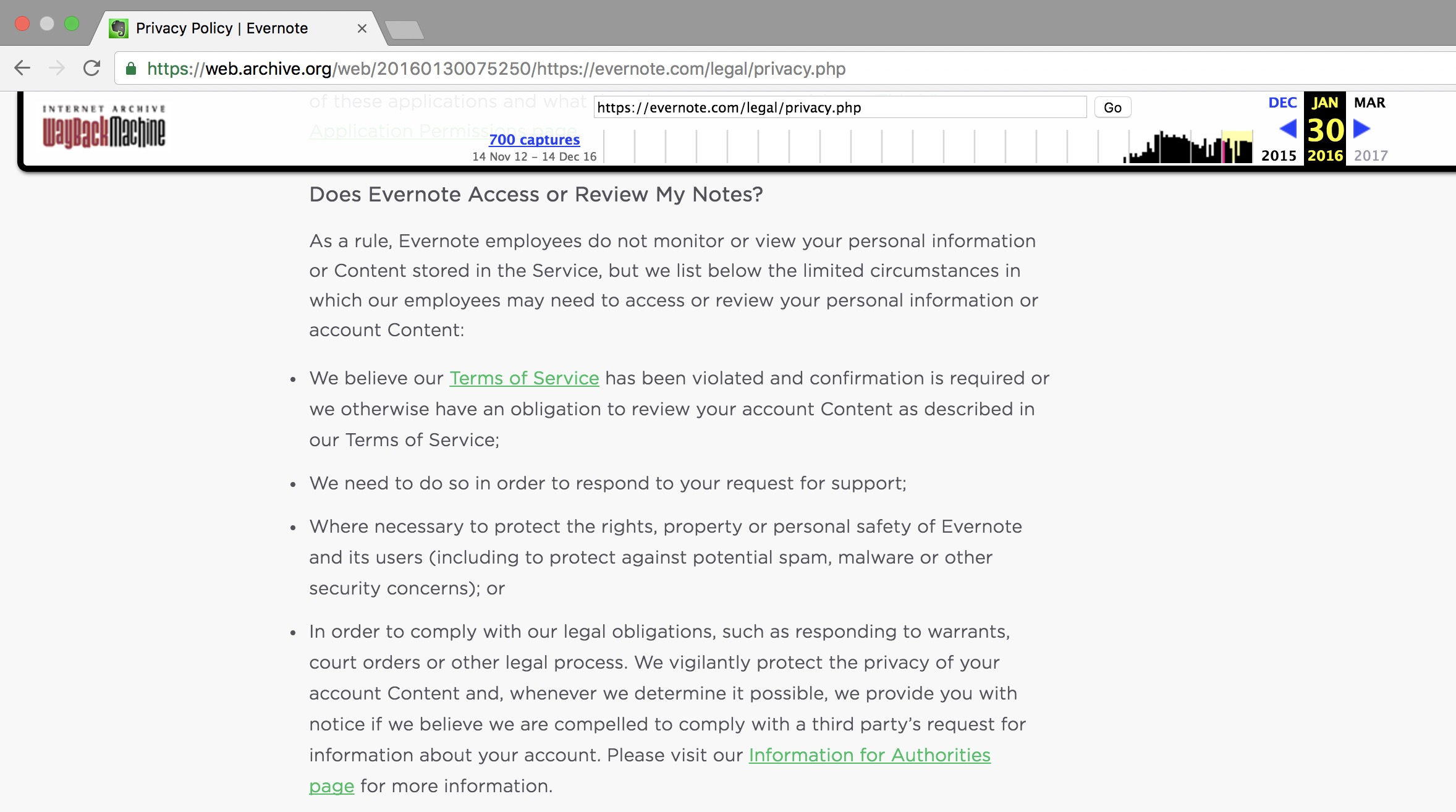 evernote-privacy-policy-wayback