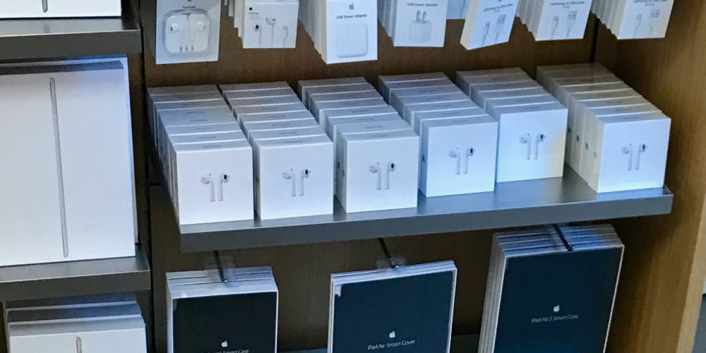 AirPods stores