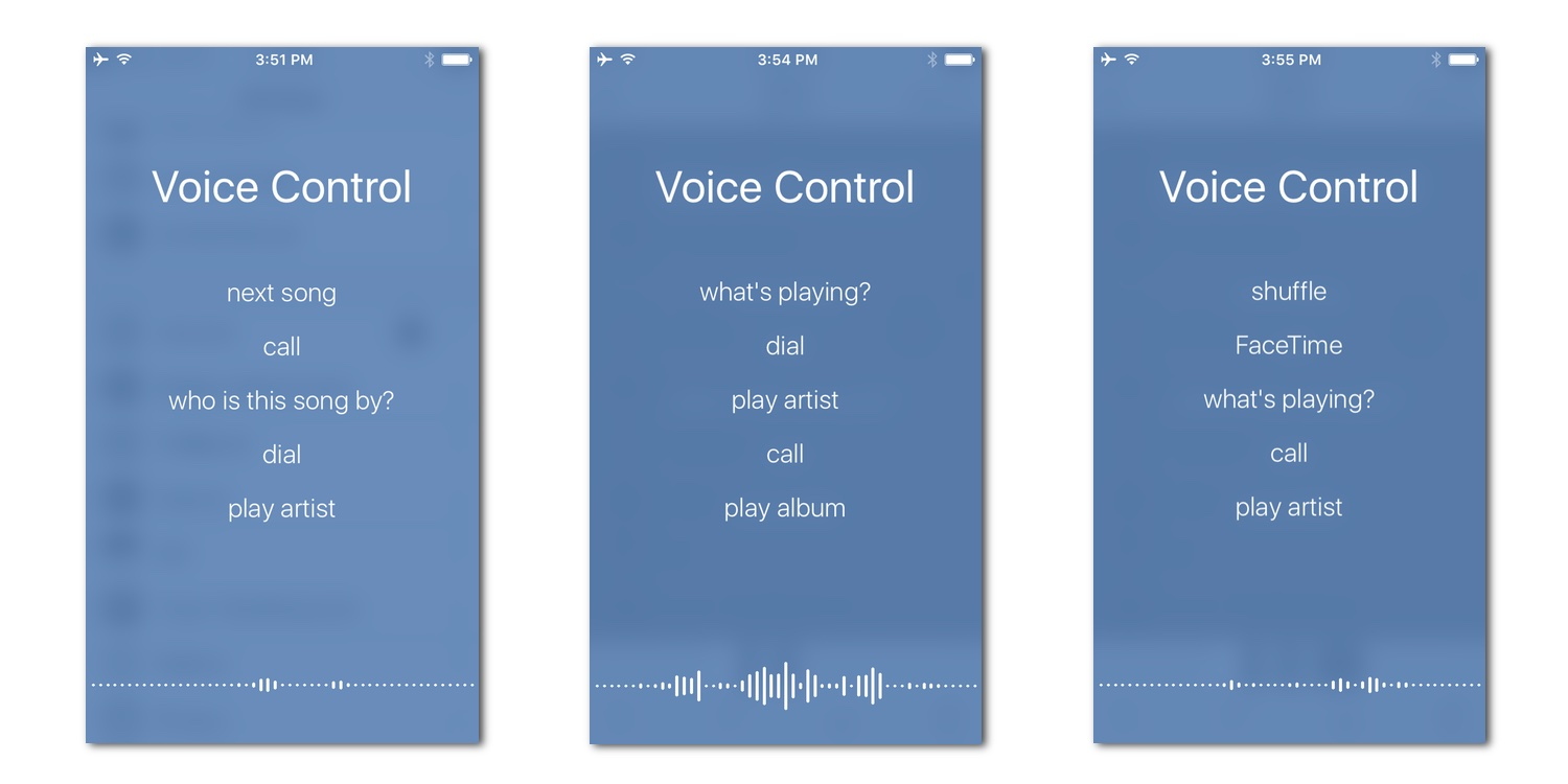 Iphone Voice Control >> How To Control Your Airpods Using Siri Like Commands Without