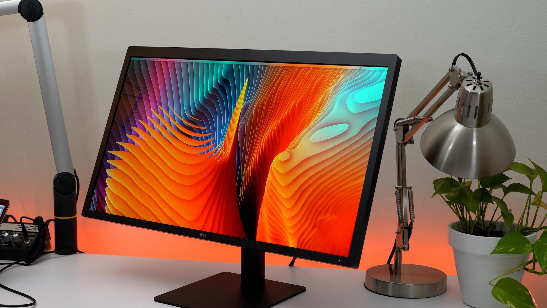 LG UltraFine Display (4K & 5K)