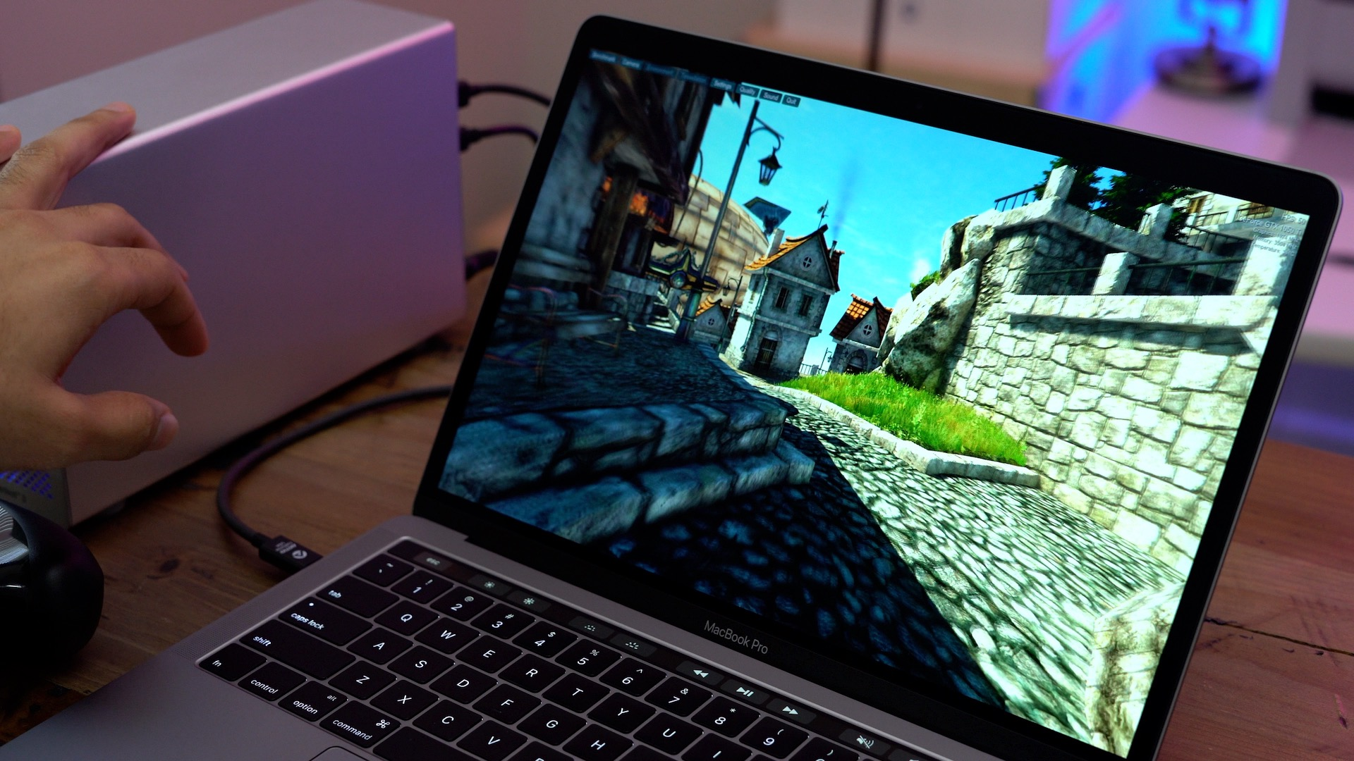 5 games you can play on your MacBook Pro's Touch Bar - CNET
