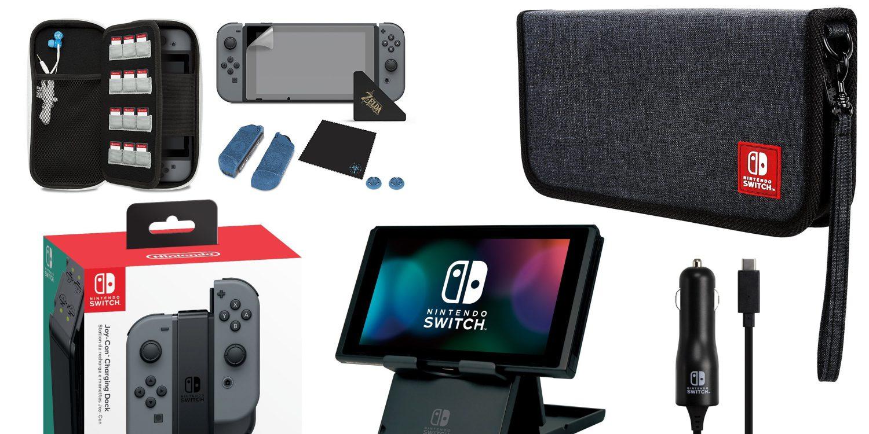 best-nintendo-switch-accessories