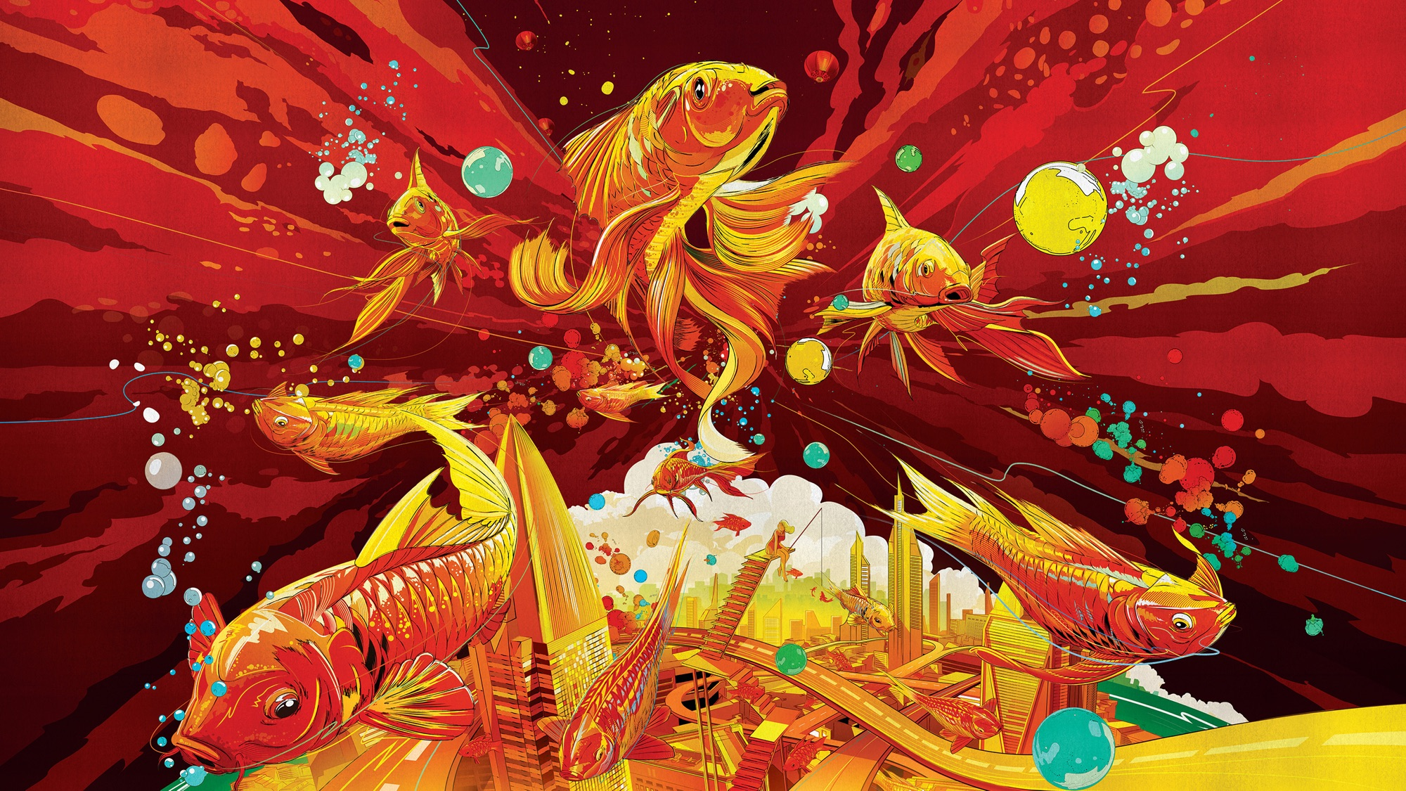 Apple Features Artwork To Celebrate The Chinese New Year With