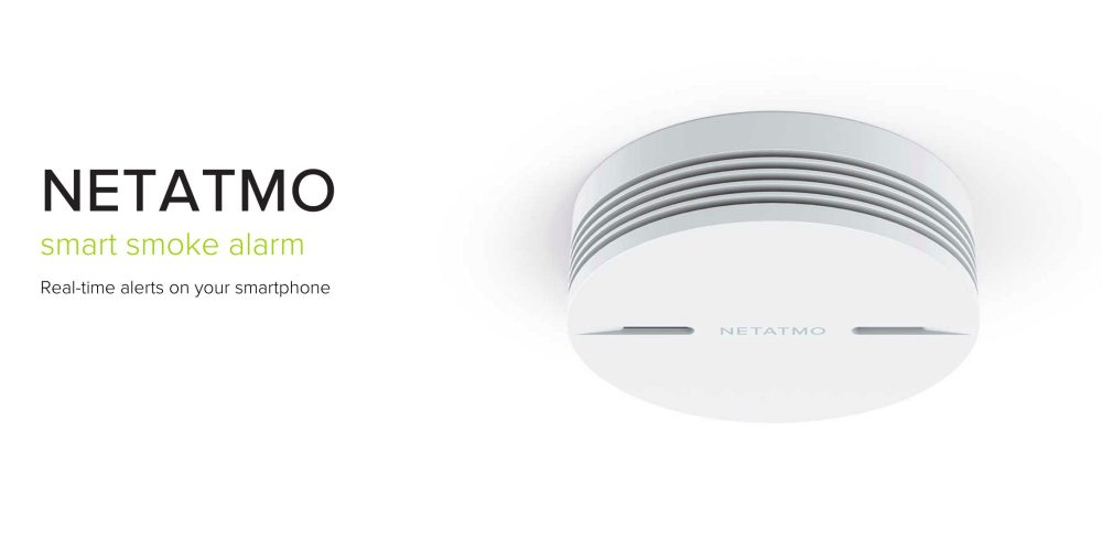 Netatmo Smoke Alarm HomeKit