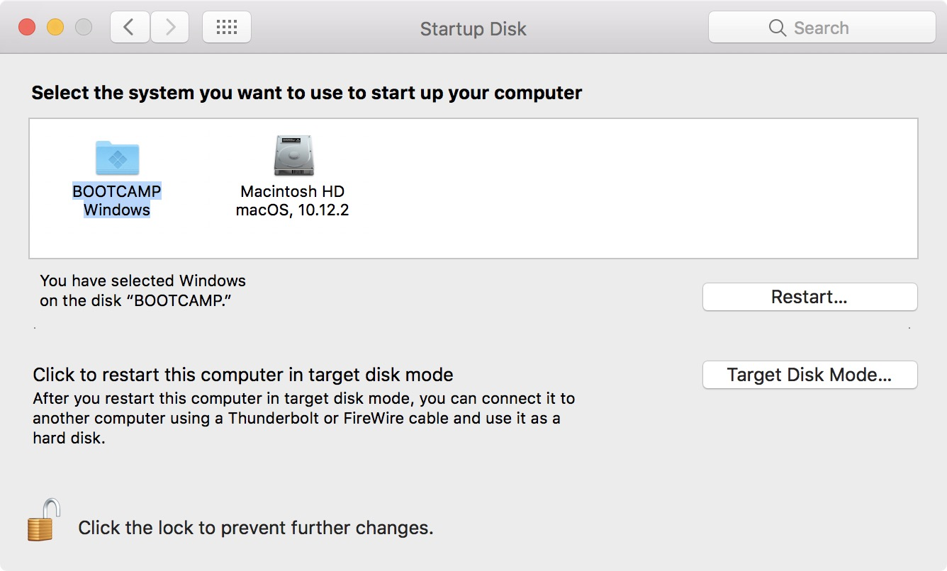startup-disk-boot-camp-macos