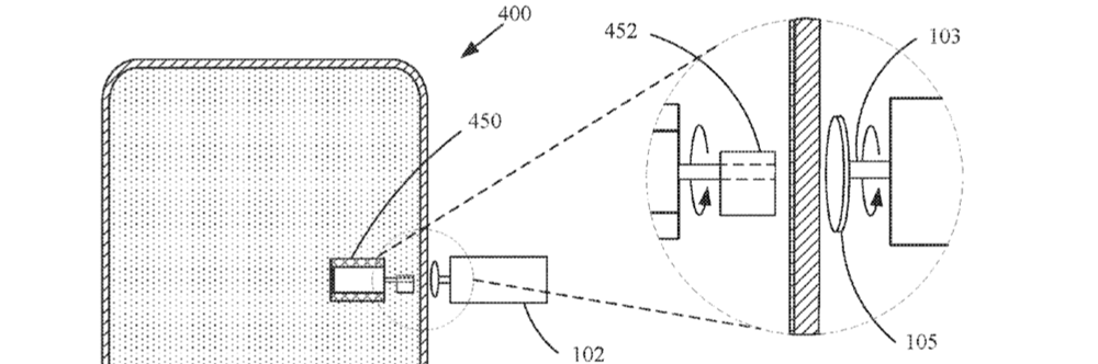 Apple Watch Digital Crown charging