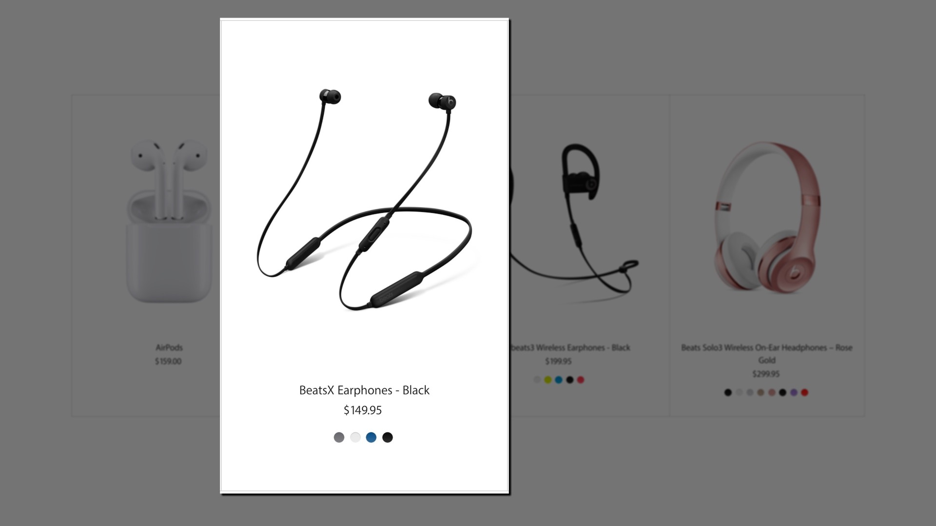 top beatsx features a hands on look at the highly anticipated w1