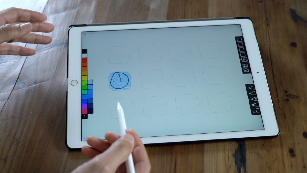 The best iOS apps for drawing with Apple Pencil + iPad Pro