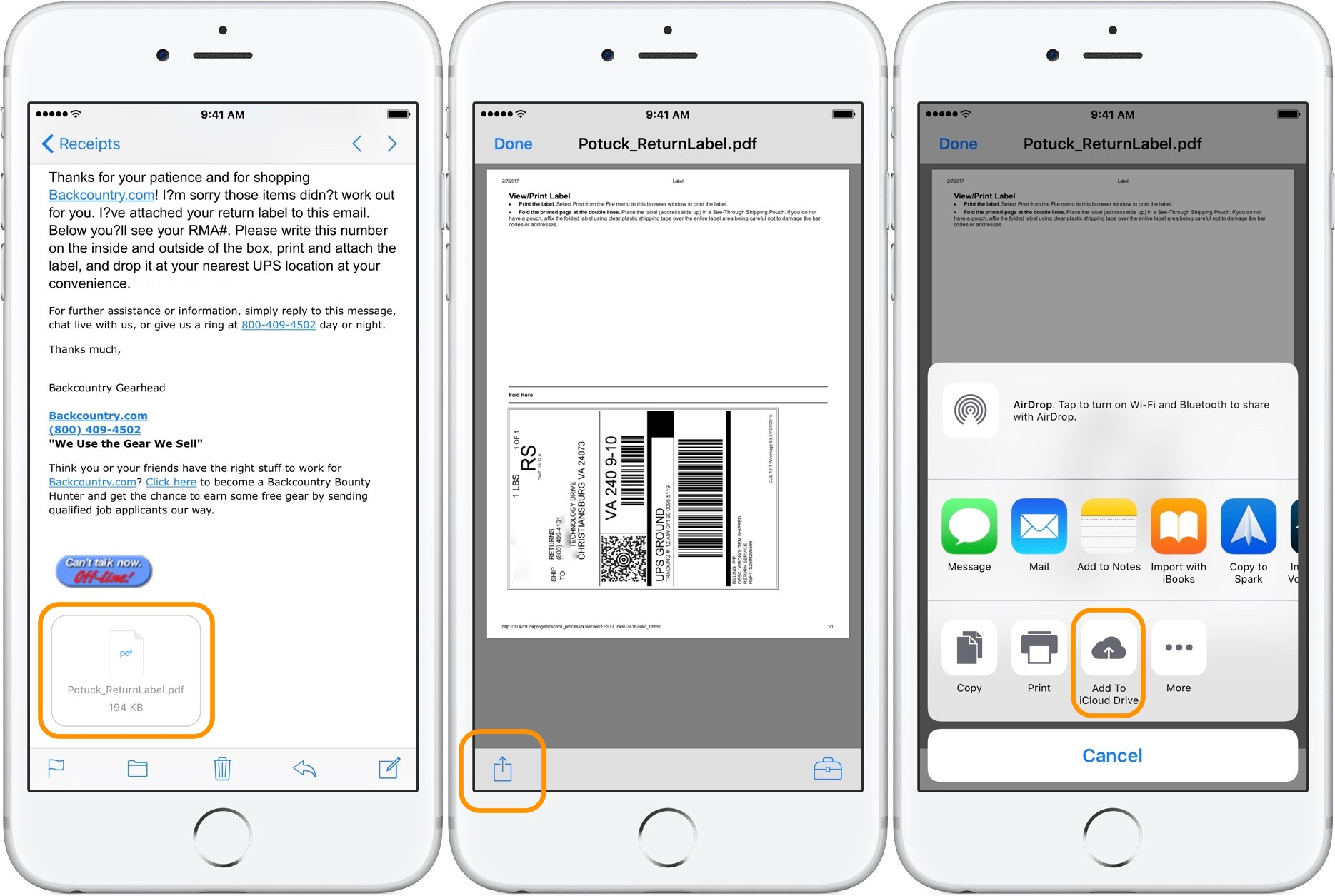 How to save your data manually with iPhone, iPad, and Mac - 9to5Mac