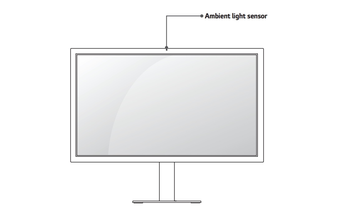 How to adjust brightness on the LG UltraFine Display with