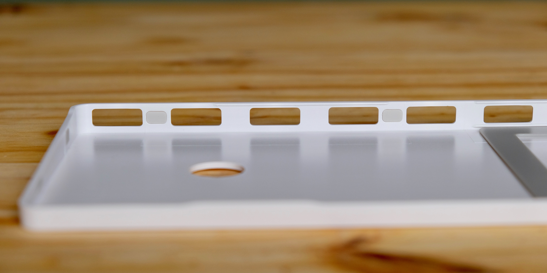 MagicBridge accessory for Magic Keyboard and Magic Trackpad 2