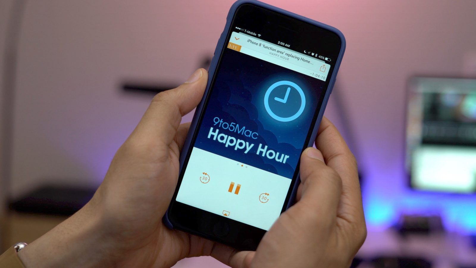 overcast podcast app adds new smart resume feature more 9to5mac