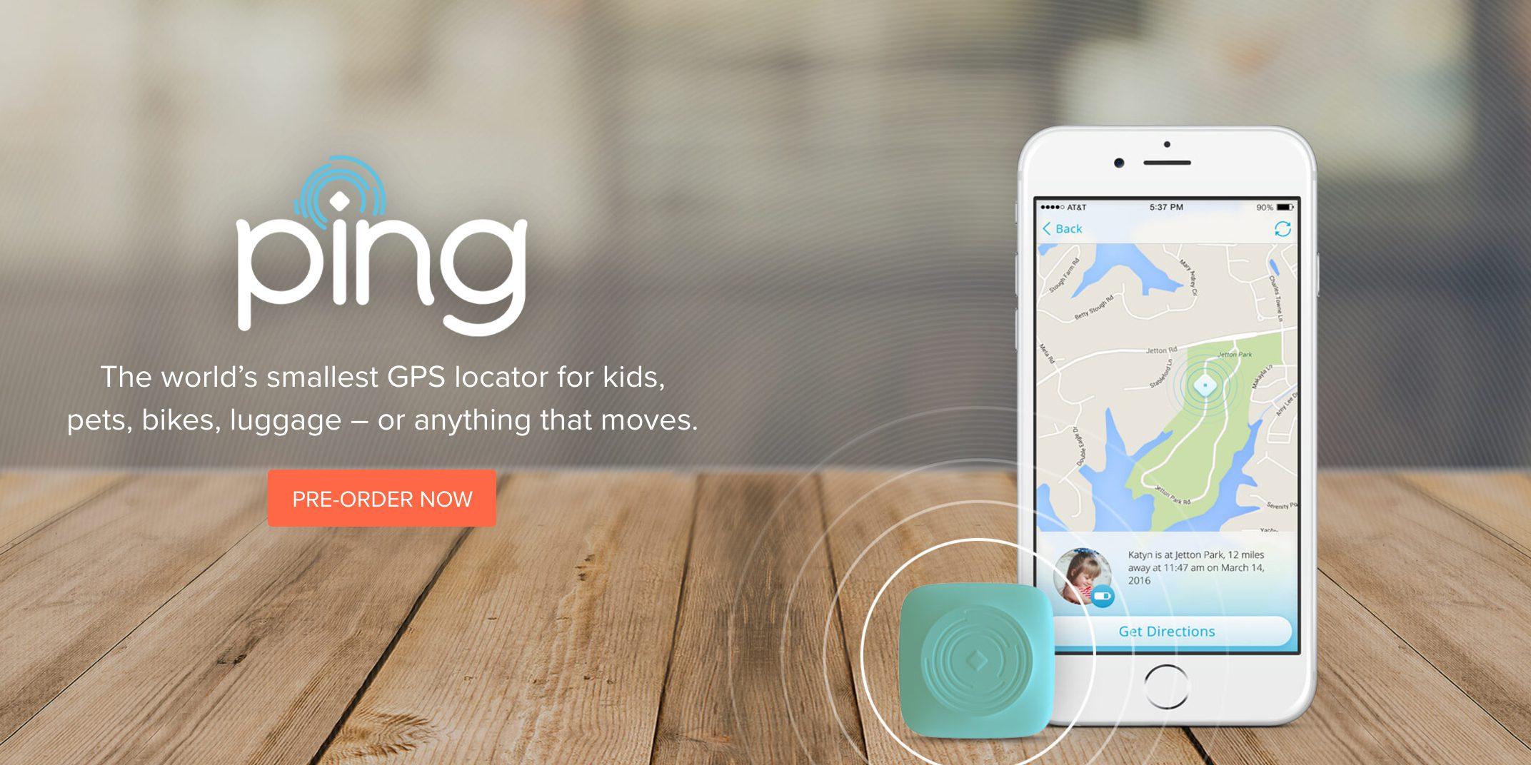 ping-gps-tracker