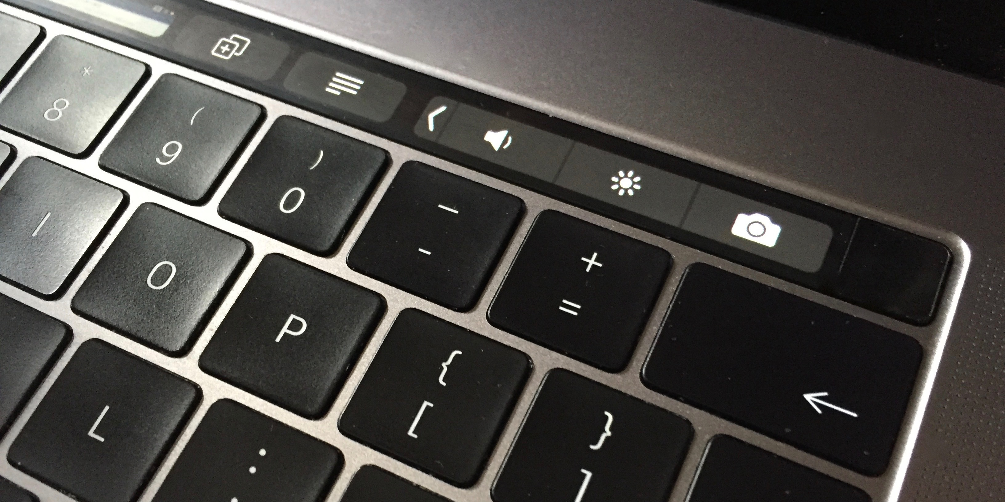 How to customize the MacBook Pro Touch Bar, add shortcuts