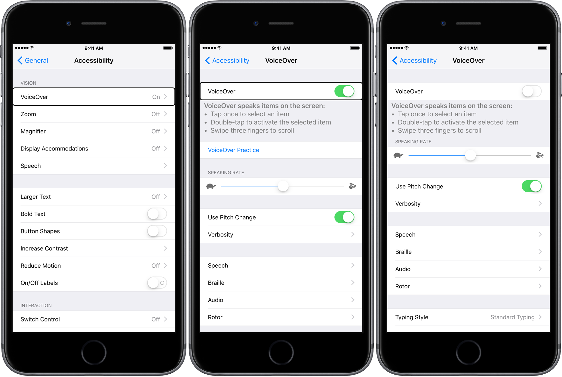 How to make your iPhone stop talking by turning off