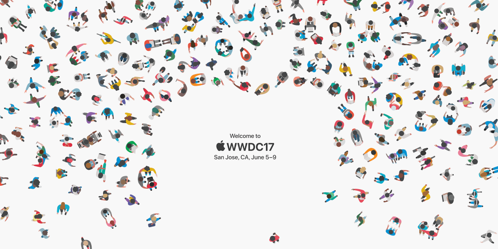 Apple's Welcome to WWDC17 Banner