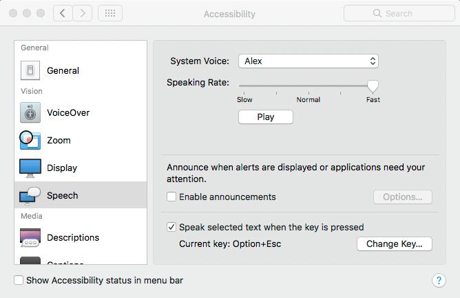 how to make siri say what you want on mac
