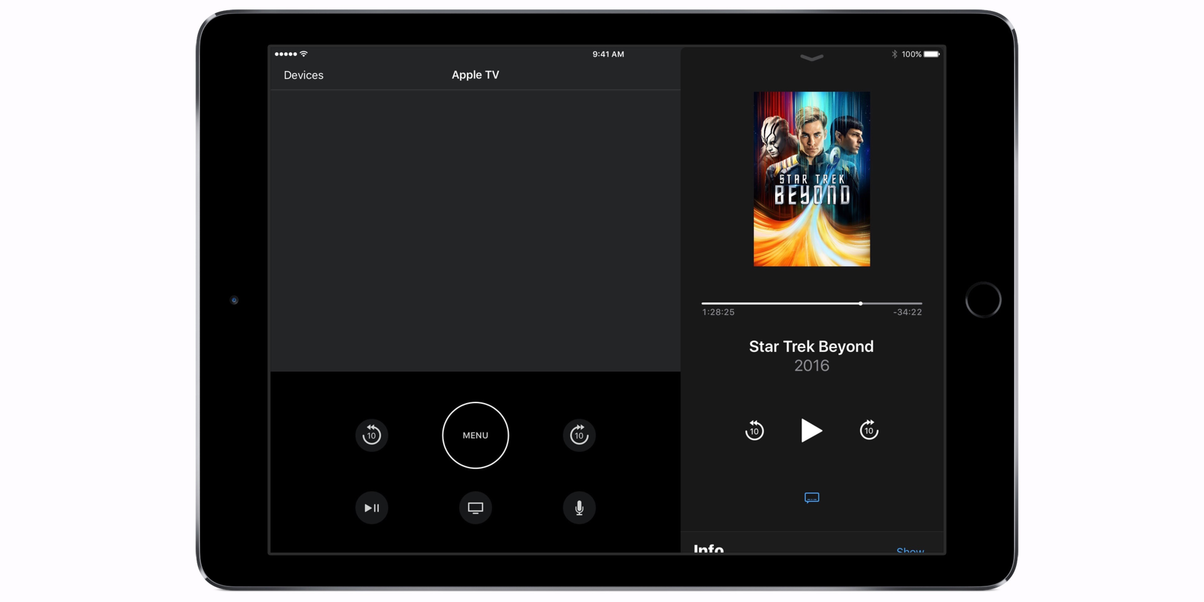 apple tv remote and support apps updated for larger screens applecare and password features