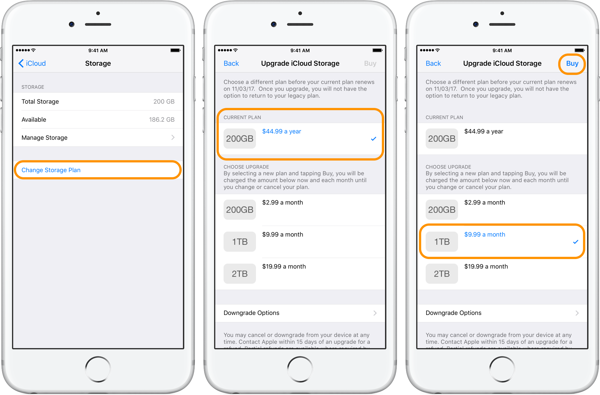 Guide to iCloud storage plans: How to upgrade & manage your