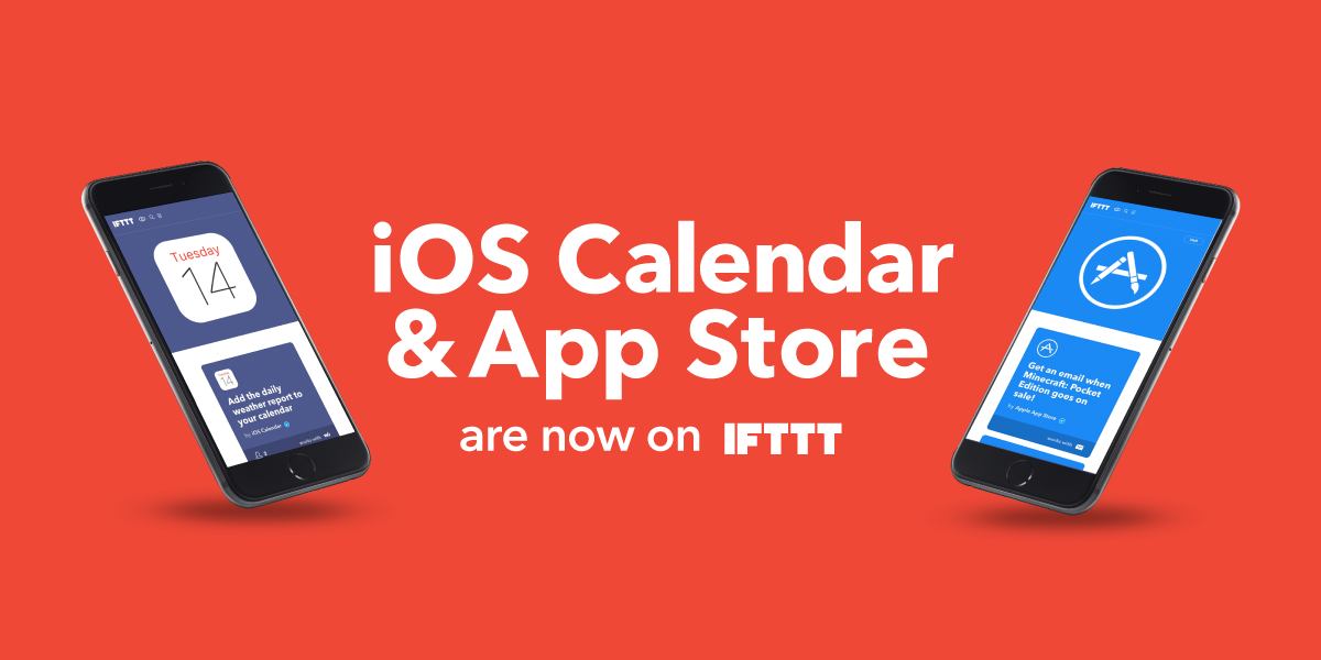 IFTTT iOS Calendar Support