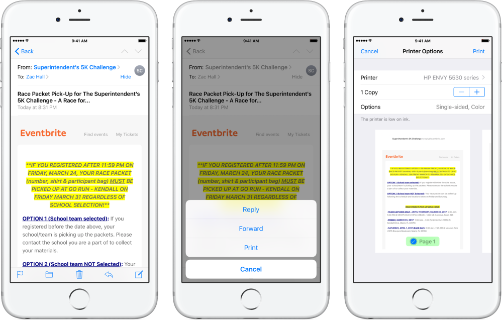 How To Save Emails From Mail To Notes As Pdfs On Ios 9to5mac