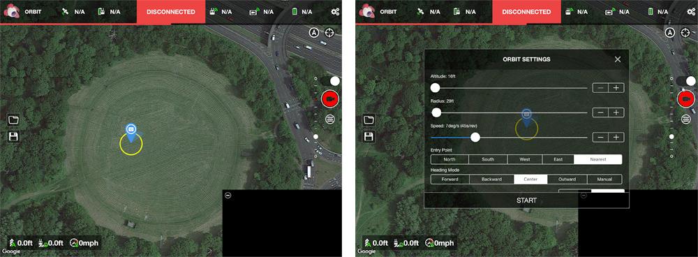 Drone Diary: The DJI Mavic Pro flies autonomously using the Litchi