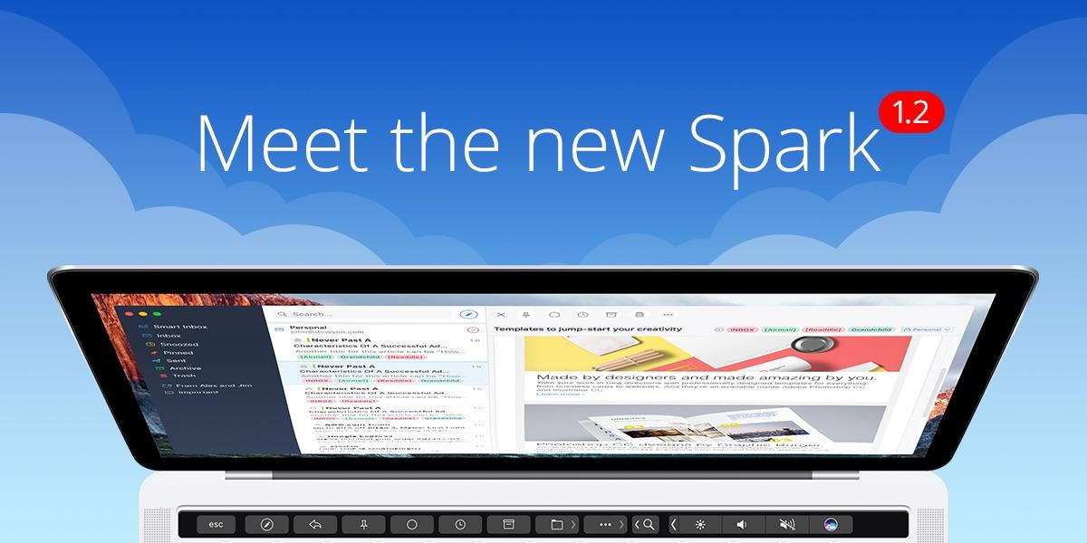 Spark 1.2 macOS Update