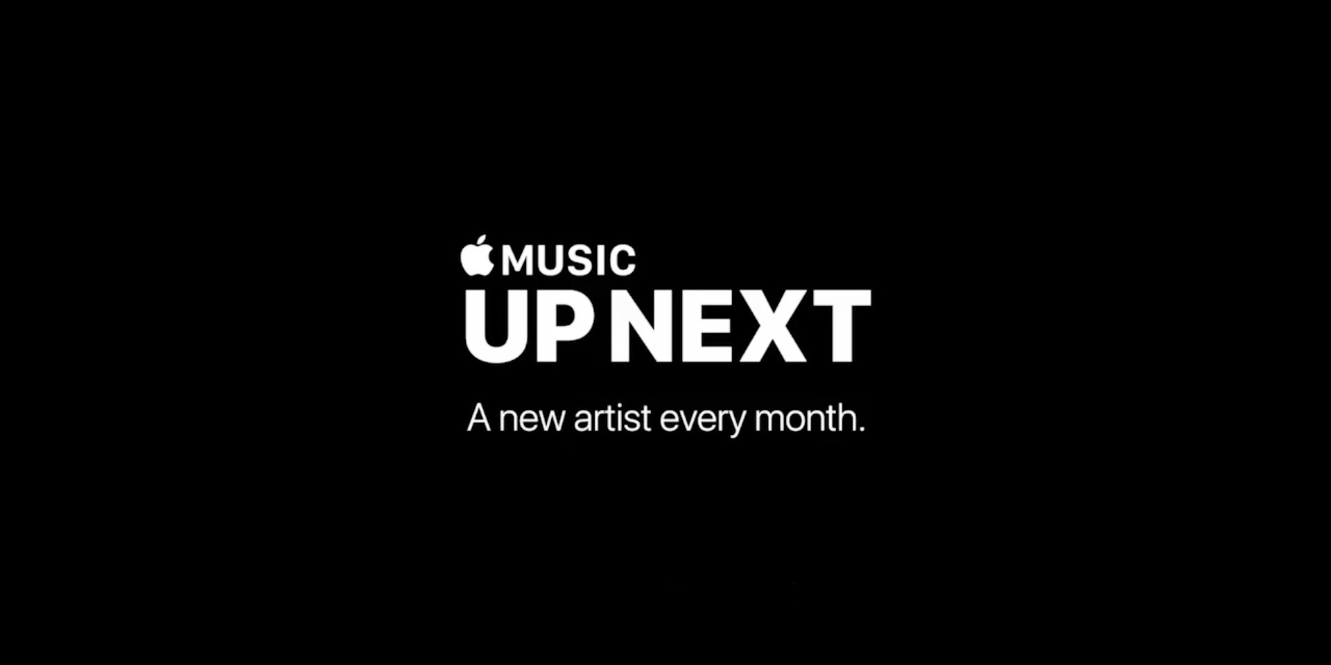 Apple Music Up Next Documentary Series