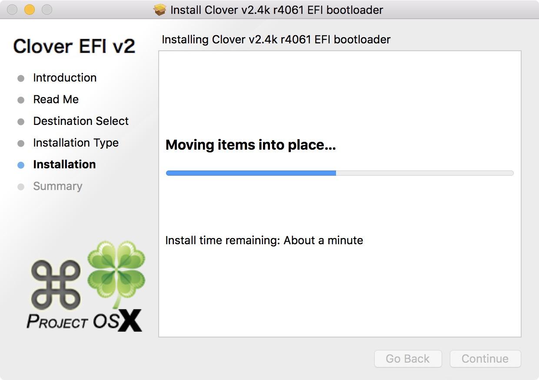 Building a GTX 1080 Ti-powered Hackintosh: Installing macOS