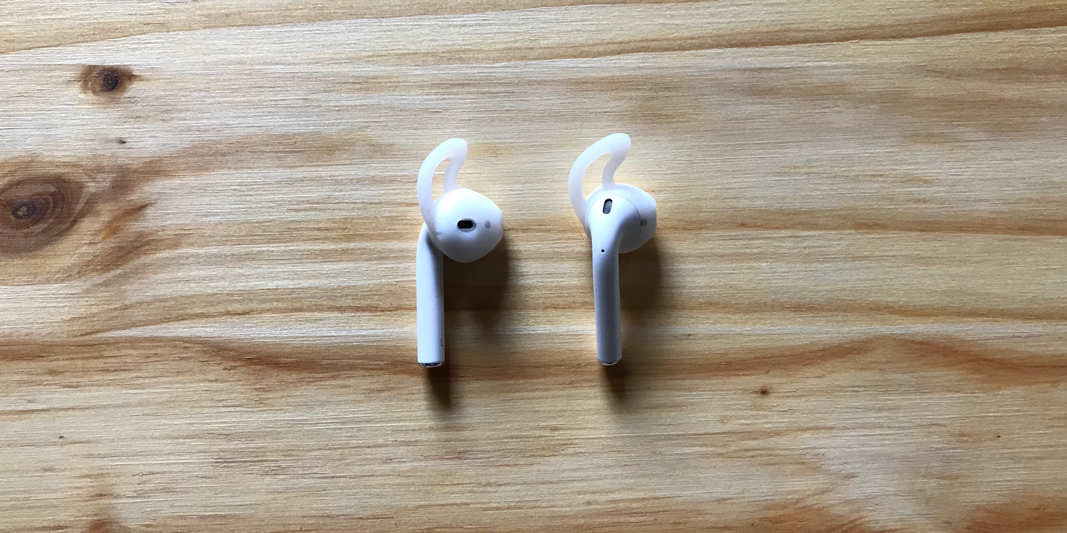 on sale e9a20 6d87e Hands on with the best AirPods accessories - 9to5Mac