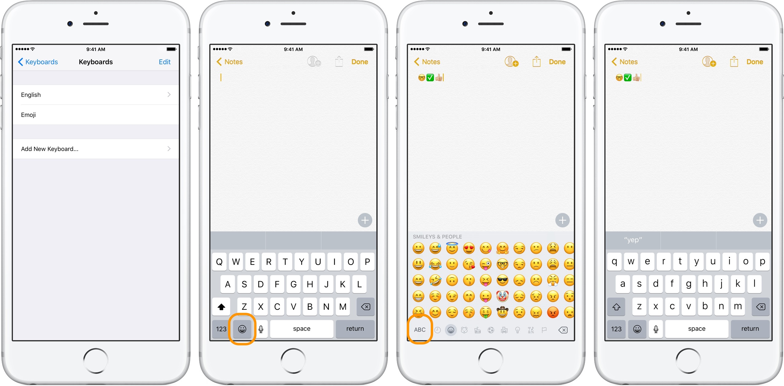How To Get The Emoji Keyboard On Your Iphone 9to5mac