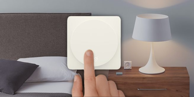 Logitech announces first HomeKit programmable button, toggle smart lights and more with a push